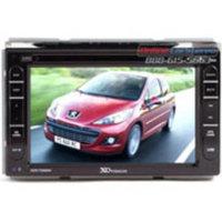 Xo Vision XOD1764NAV Automobile Audio/Video GPS Navigation System
