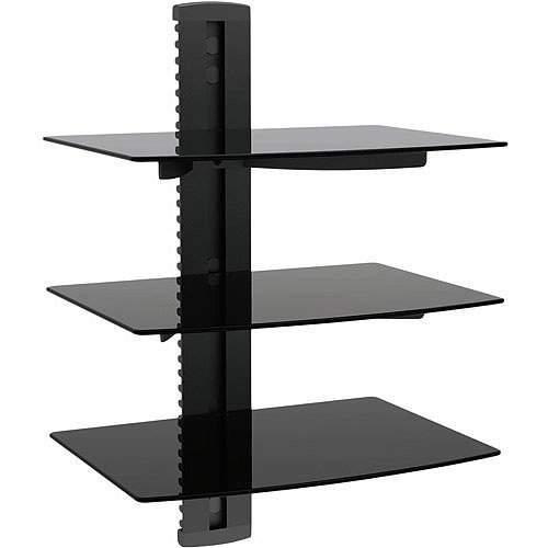 Ematic Mounting Shelf for DVD Player, Gaming Console