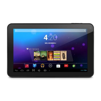 Xo Vision Ematic Egd103 8GB Tablet - 10 - 1.30 Ghz - 1GB RAM - Android 4.2 Jelly Bean - Slate - 800 X 480 Multi-touch Screen Display (egd103)