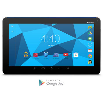 Xo Vision Ematic Egd213 8GB Tablet - 10 - Wireless Lan - 1 Ghz - Blue - 1GB RAM - Android 4.4 Kitkat - Slate - 1024 X 600 Multi-touch Screen Display - Bluetooth (egd213-bu)
