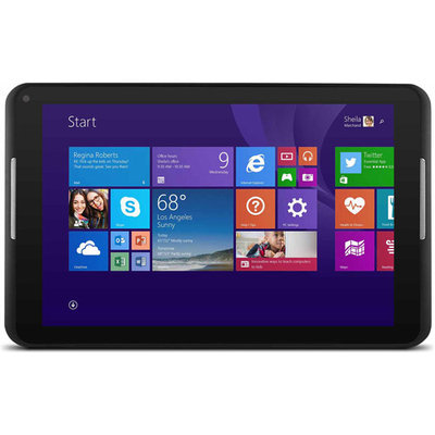 Xo Vision Ematic Ewt816-bl 8 Hd Quad Core Tablet With Windows[r] 8.1