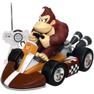 Goldie International Mario Kart Large Donkey Kong Remote Control Kart