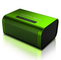 Braven 440 Bluetooth Speaker - green/black, 7