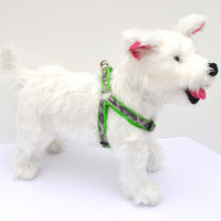 Kane & Couture City Pooch Nylon Harness Size: Extra Small (10