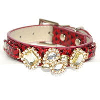 Kane & Couture Imperial Pup Audrey Collar Size: Extra Small (0.2