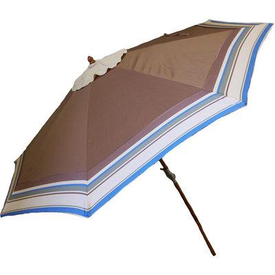 9-ft Green Patio Umbrella 170481