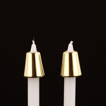 Horizon Interseas Inc H-1003 CANDLE FOLLOWERS PAIR