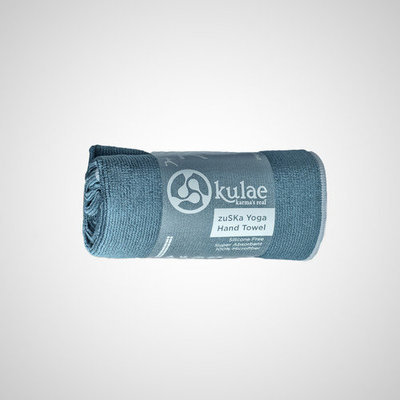Kulae Zuska Premium Hand Towel Color: Slate