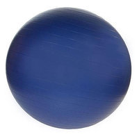 J/Fit Professional Grade 85cm Exercise Ball with Pump (Navy Blue)