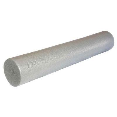 Jfit 20-0636-SIL 36 in. Basic Foam Roller - Silver