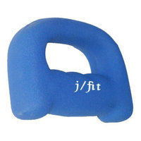 J/Fit Neoprene Grip Weight 3 lb - Blue