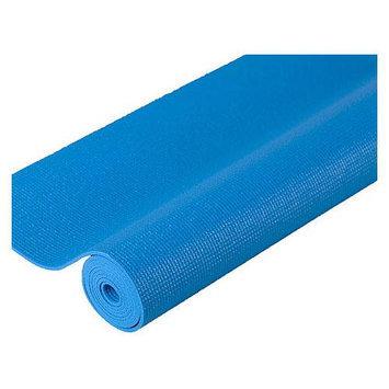 J/fit Premium Non-Slip Yoga Mat - Aqua Blue
