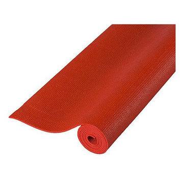 J/Fit Premium Non-Slip Yoga Mat - Red
