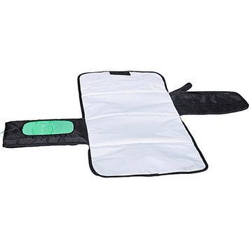 Halmen Obersee Diaper Bag Organizer Wet Pouch in Black