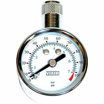 VIAIR Tire Gauge 90071 Air Pressure Gauge