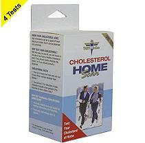 Parmed Pharmaceuticals One Step Home Scan: Cholesterol - 2 Tests