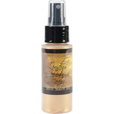 Lindy S Lindys Stamp Gang MSM-9 Lindys Stamp Gang Moon Shadow Mist 2oz Bottle-Golden Doubloons