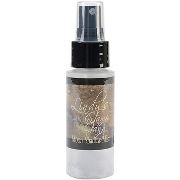 Lindy S Lindys Stamp Gang MSM-20 Lindys Stamp Gang Moon Shadow Mist 2oz Bottle-Silhouette Silver