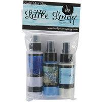 Lindy S Lindys Stamp Gang LILI-4 Lindys Stamp Gang Little Lindy 4-Pkg-Turquoise