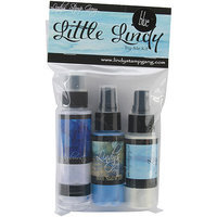 Lindy S Lindys Stamp Gang LILI-1 Lindys Stamp Gang Little Lindy 4-Pkg-Blue