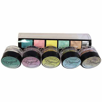 Lindy's Stamp Gang Magical Flat Set .25Oz 5/Pkg-Under The Boardwalk