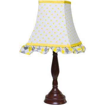 Pam Grace Creations Argyle Giraffe Lamp