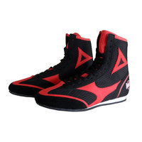 Amber Sporting Goods TechMaxxe v1.0 Half Height Boxing Shoes Size 5