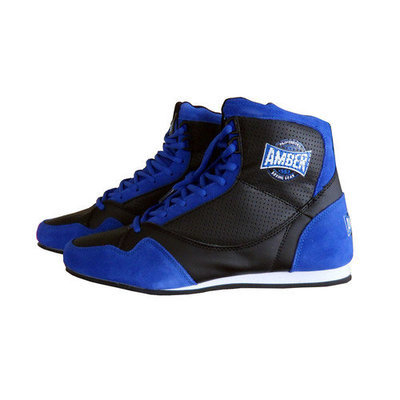 Amber Sporting Goods TrainMaxxe v1.0 Half Height Boxing Shoes Size 10