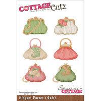Cottagecutz Die 4 X6 -Elegant Purses