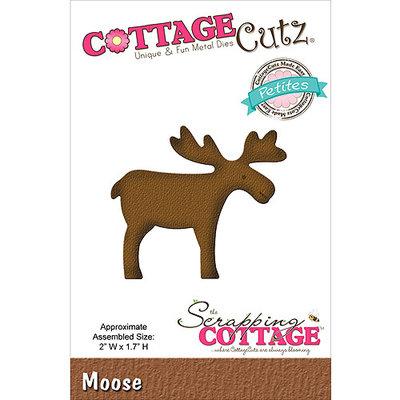 CottageCutz Petites Die-Moose
