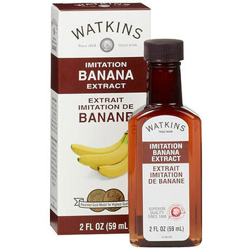 Watkins Inc. Watkins Imitation Banana Extract, 2 fl oz