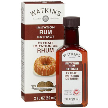 Watkins Inc. Watkins Imitation Rum Extract, 2 fl oz