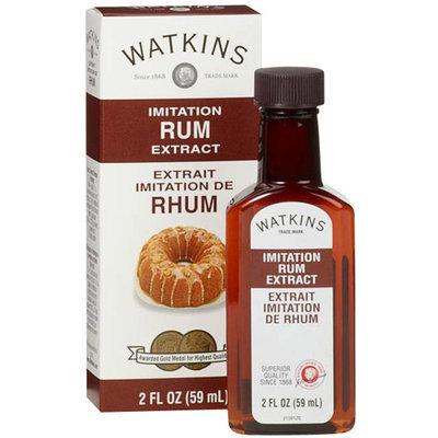 Watkins Inc. Watkins Imitation Rum Extract, 2 fl oz