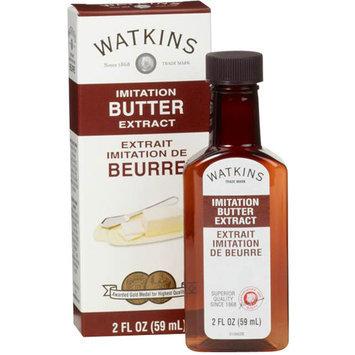 Watkins Inc. Watkins Imitation Butter Extract, 2 fl oz
