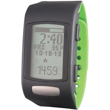 LIfeTrak C300 Move Fitness Watch - Black/Green