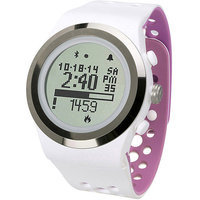 LifeTrak Brite R450 LifeTracker (White/Orchid)