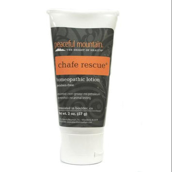 Peaceful Mountain Chafe Rescue Homeopathic Lotion - 2 Ounces