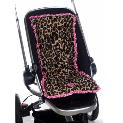 Baby Bella Maya GGPD01LL 3-In-1 Stroller Pad - Lollipop Leopard