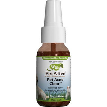 PetAlive Pet Acne Clear Homeopathic Formula 2 oz Spray