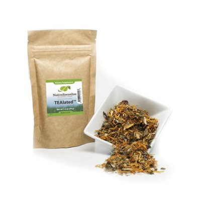 Native Remedies Native Remedies TEAlated - Herbal Tea to Support Relaxation & Meditation