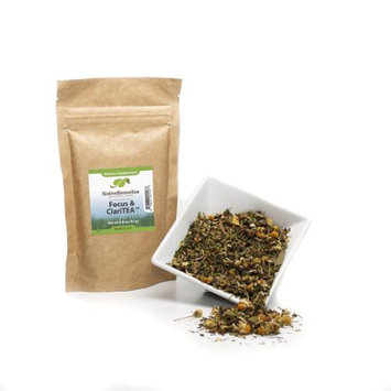 Native Remedies Native Remedies Focus & ClariTEA - Herbal Tea for Clarity & Concentration Support