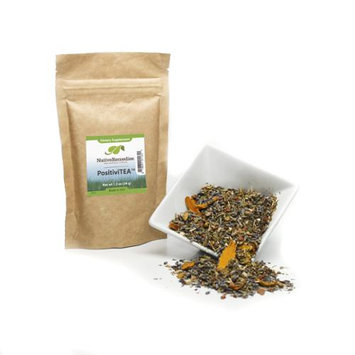 Native Remedies Native Remedies PositiviTEA - Herbal Tea to Support Happiness & Joy