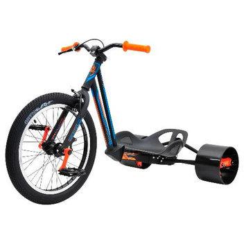 Bike Rassine HK-JR-YL Hillkicker Big Wheel Tricycle For Kids, 8 Year And Older - Yellow