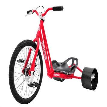 Bike Rassine Triad Syndicate Performance Drift Bike Color: Red/White