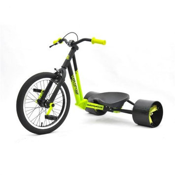 Maple Triad Counter Measure Drift Trike - Black & Yellow