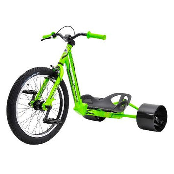 Triad Underworld 2 Drift Trike Bike Frame Color: Green/Black