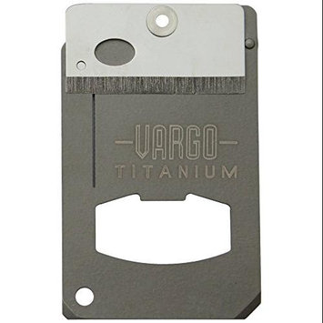 Vargo Outdoor Gear 440 420Hc Stainless Razor Blade