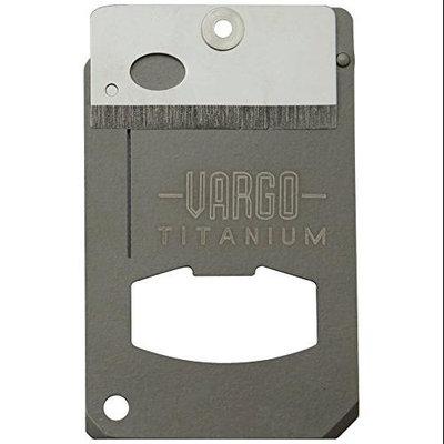 Vargo Outdoor Gear 440 420Hc Stainless Razor Blade