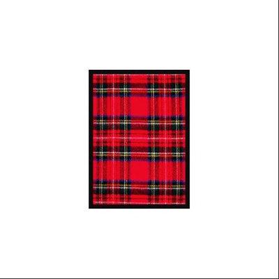 Legion Supplies LGNART021 Legion Art Sleeves Tartan Standard Sized 50 Ct. Pack Of 4