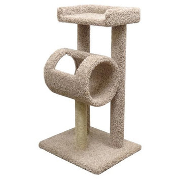 New Cat Condos Premiere Cat Climber Cat Tree Green